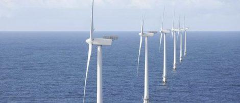 ABB tar hem ett av de största kontrakten någonsin för att ansluta världens största havsbaserade vindkraftpark till brittiskt elnät. Bildkälla: ABB