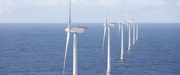Vindkraft på havet
