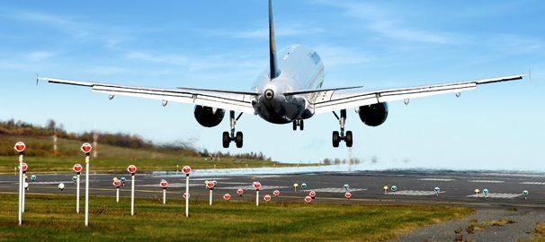 Okat antal flygpassagerare i oktober