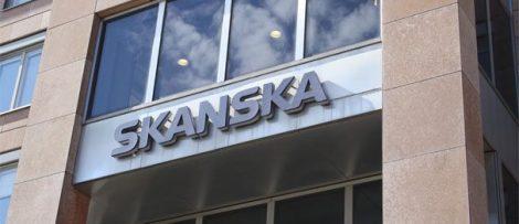 Skanska har sålt kontorsfastigheten Workplace Oo i Oslo, Norge, för cirka 1,5 miljarder kronor. Foto: Branschaktuellt.se
