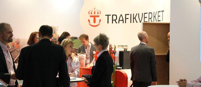 Trafikverket på Nordic Rail. Foto: Branschaktuellt.se