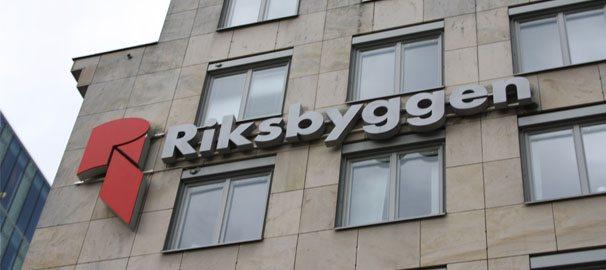 Foto: Riksbyggen