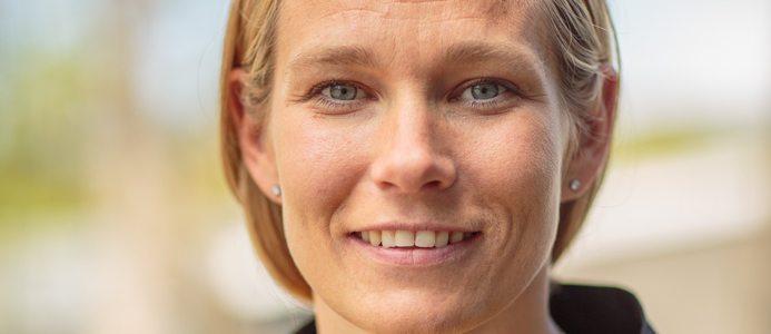 Karin Ahlström Ullbro på Passivhuscentrum Västra Götaland