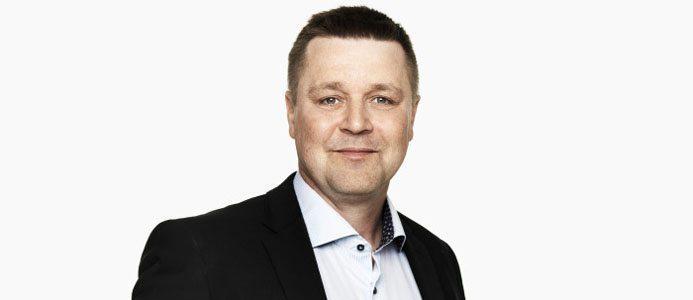Anders Frisell, ny fastighetschef Eklandia Fastighets AB. Bild: Eklandia Fastighets AB