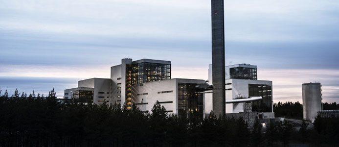 Torsvik kraftvärmeverk i Jönköping