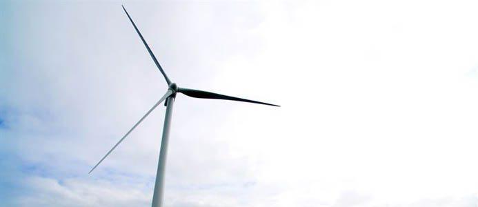 Vattenkraftbaserat vindkrafttorn fru00e5n Vattenfall