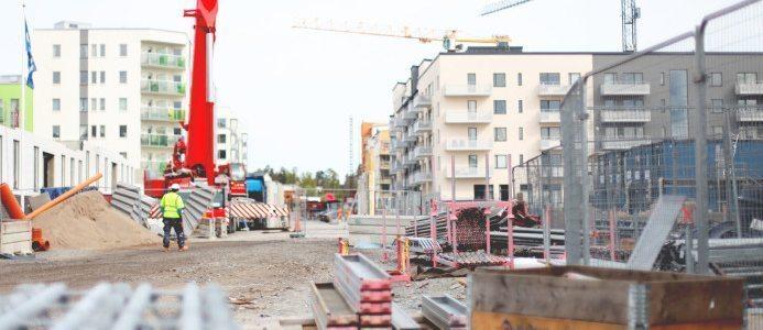 Barkarbystaden Järfälla