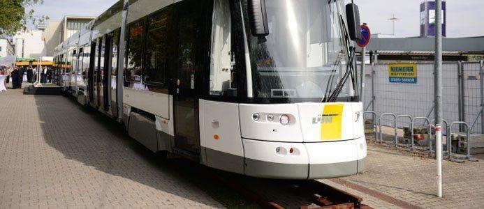Flexity tåg Bombardier - Världens mest sålda tåg