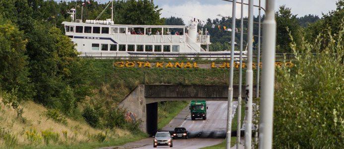 Akvedukt Göta Kanal