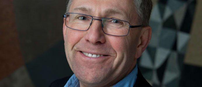 Bengt Engberg, ny VD på AB Bostäder från och med den 1 april 2017. Bild: AB Bostäder i Borås