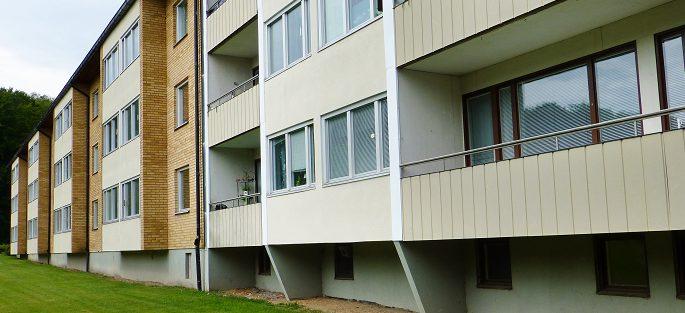 Alingsåshem Lediga Lägenheter. Foto AB Alingsåshem