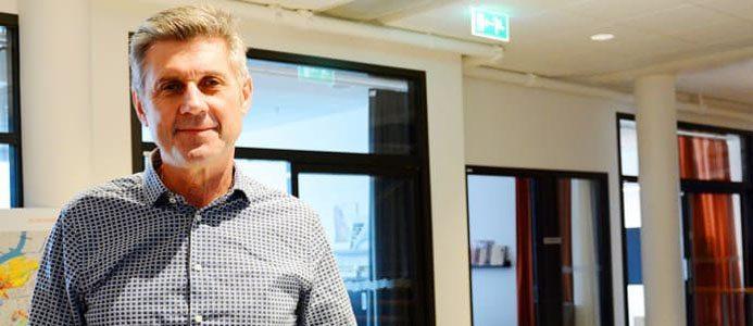 Gustaf Von Seth tillträder tjänsten som chef för Fastighetsutvecklingen på Älvstranden Utveckling. Bild: Älvstranden Utveckling