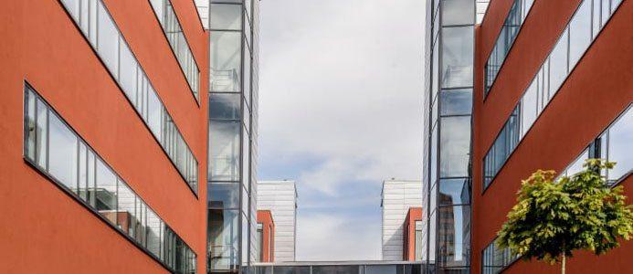 Microsoft har tecknat ett hyresavtal med i Castellum i Lund. Bild: Castellum
