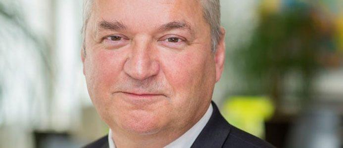 """""""Vårbudgeten saknar nya förslag för en bättre hyresmarknad"""" På bild Anders Nordstrand, VD för SABO. Bild: SABO"""