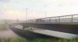 Staden agerar på vägbro i dåligt skick