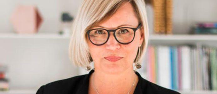 Jessica Ehrnst, VD för Arkitema Architects i Sverige. Bild: Arkitema Architects