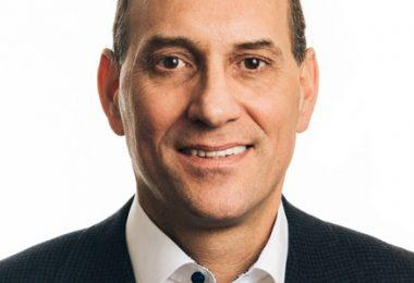 Rich Cavallaro, vd för Skanska USA Civil. Bild: Skanska