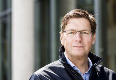 Svante Hagman, NCC Infrastructure, ny förbundsordförande Sveriges Byggindustrier