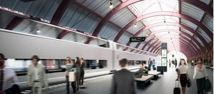 tåg helsingborg köpenhamn