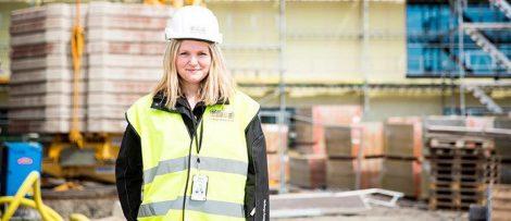 Jenny Rydén, Processledare & Hållbarhetsansvarig på Varbergs Fastighets AB