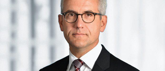 Ulrich Spiesshofer, koncernchef ABB.