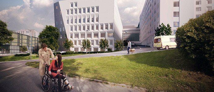 SÖS - Framtidens sjukhus