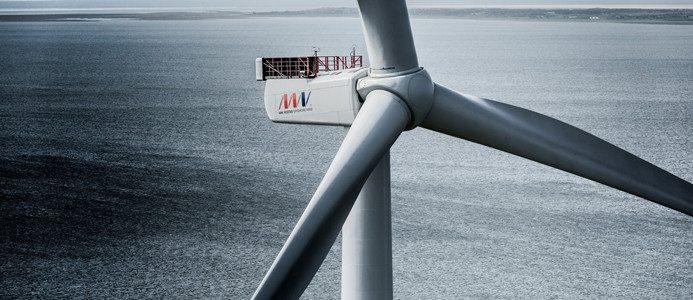 Foto: MHI Vestas Offshore Wind