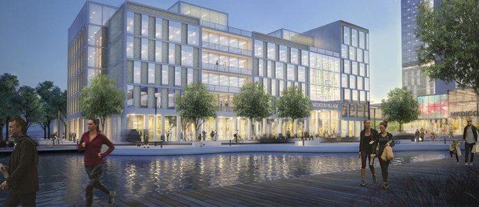 Peab bygger kontor i Lund