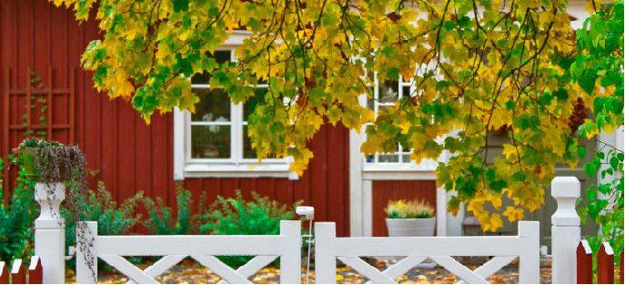 Småhus Sverige