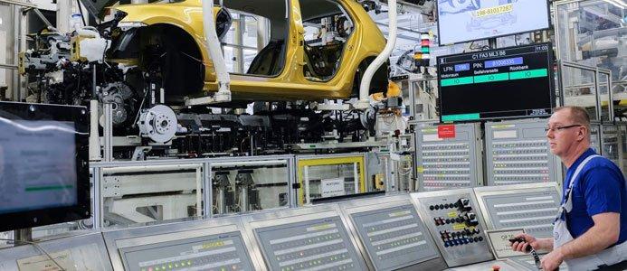 Fabrik Wolfsburg