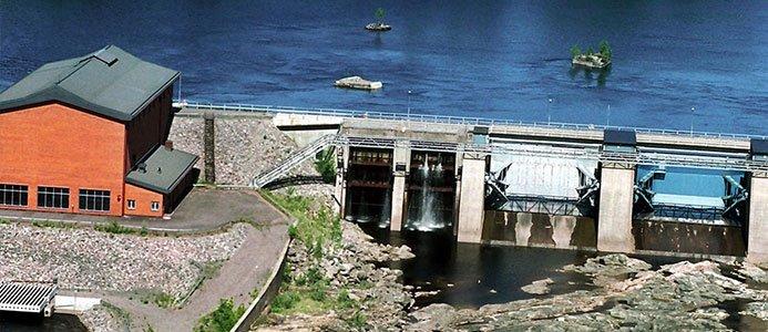 Kvarnsveden vattenkraftverk