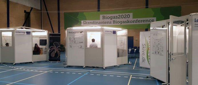 Biogas2020, Högskolan Väst