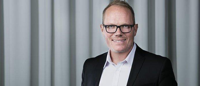 David Hofmann, vd Eskilstuna Logistik och Etablering AB. Bild: Eskilstuna Logistik