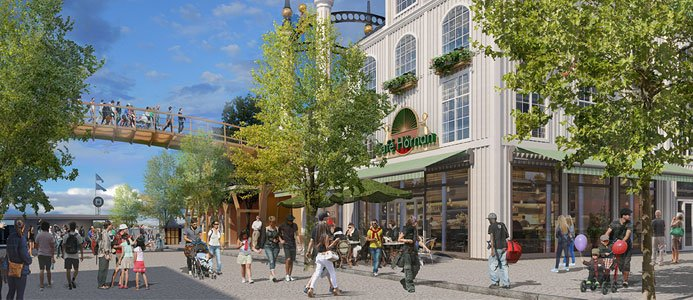 Gröna Lunds utbyggnadsplaner