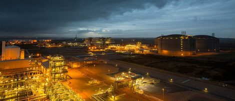 National Grid Grain LNG