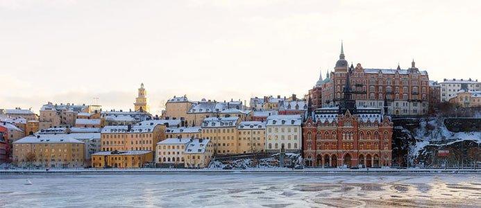 Stockholm gick nedat