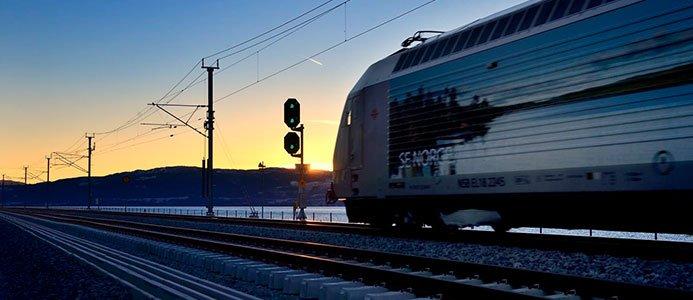 WSP och norska Jernbanedirektoratet