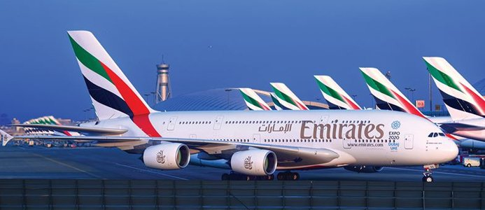 Bildkälla: Emirates