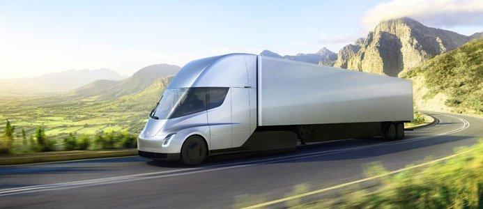 Bring köper Tesla Semi