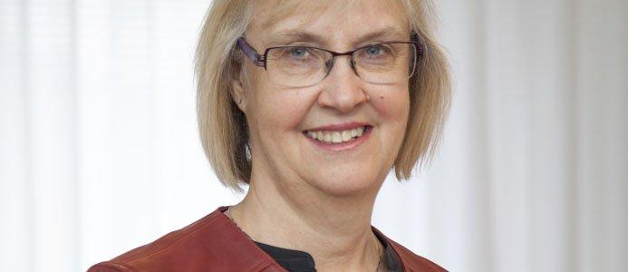 Lena Erixon, generaldirektör, Trafikverket. Foto: Elin Gårdestig