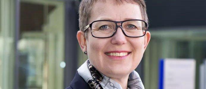 Anna Lundman tillträder som ny affärsområdeschef för WSP Samhällsbyggnad 1 maj 2018. Bildkälla WSP