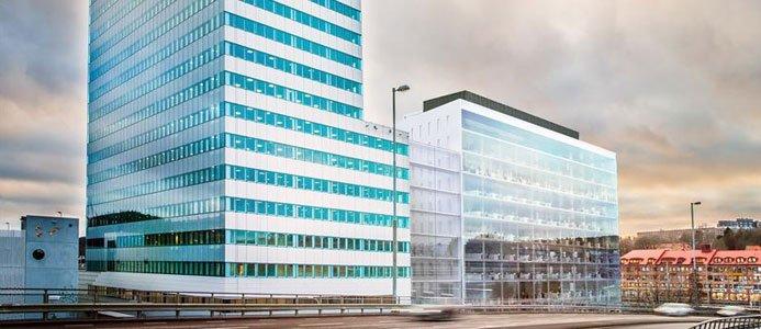 Kontorsfastighet i Göteborg