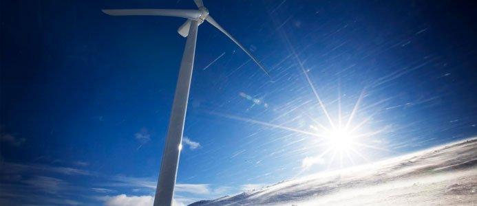 Testcenter för vindkraft