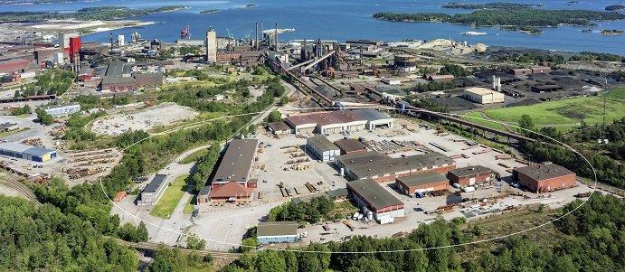Förankringslösningarna till Kroatien levereras från Proplate i Oxelösund. Foto: Proplate