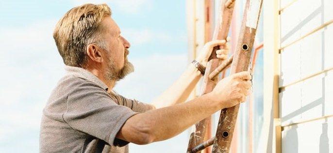 Finns stora risker med att missa husbesiktningen. Foto: IF