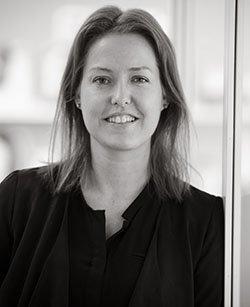 Kajsa Hessel ersatte Lars Bergqvist, som var Byggchefernas ordförande mellan 1989 och 2017.