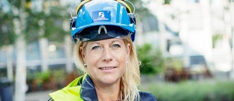 Catharina Elmsäter-Svärd, vd för Sveriges Byggindustrier. Foto: Sveriges Byggindustrier