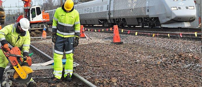Foto: Strukton Rail.