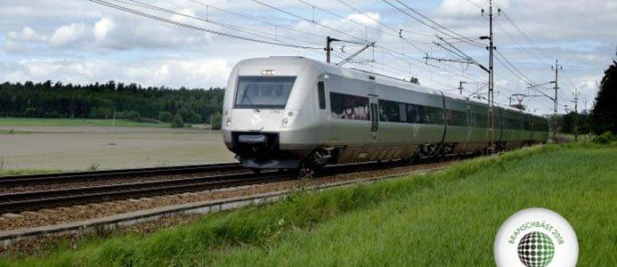 Grönt tåg