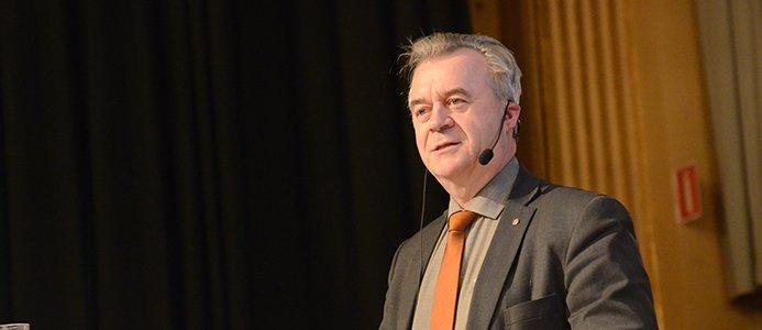 Sven-Erik Bucht talar